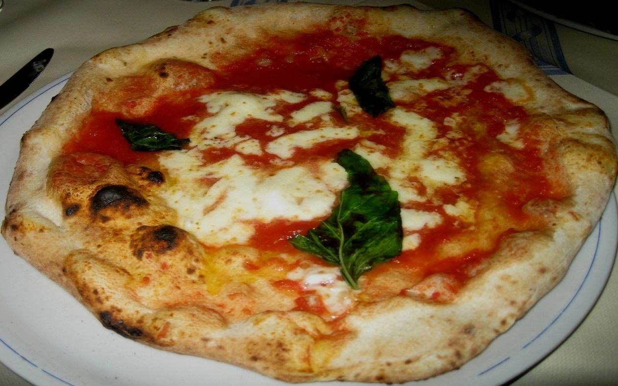 Review tony s pizza napoletana fit food fun for Pizza pizzeria
